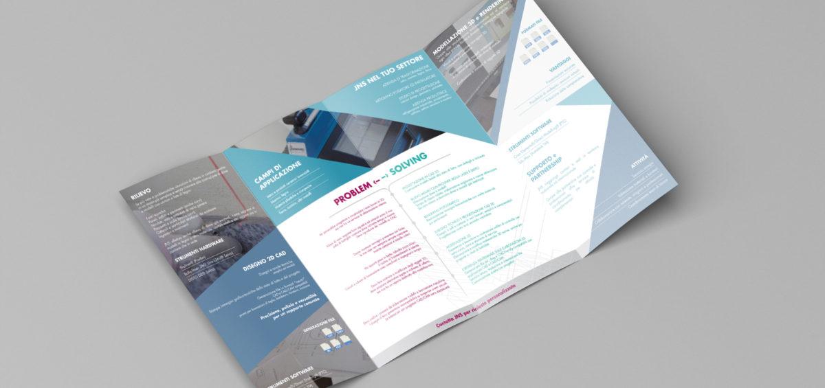 Realizzazione e stampa brochure