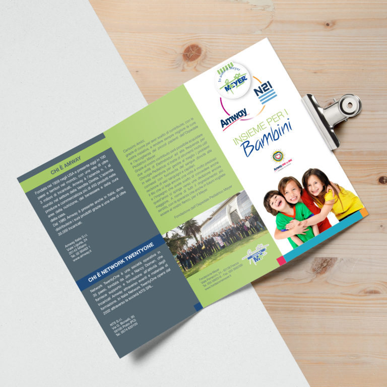 Brochure amway