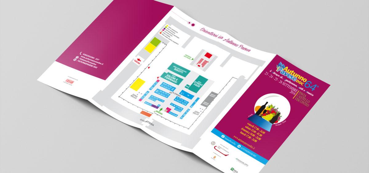 Realizzazione leaflet
