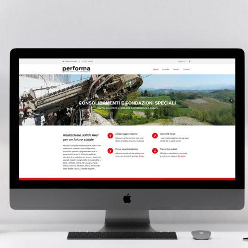 PerformaPali sito web e ottimizzazione SEO